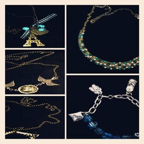 New babies :-) Bazaare SMDasma Cool Vintage cheap necklaces bracelet iwantmore
