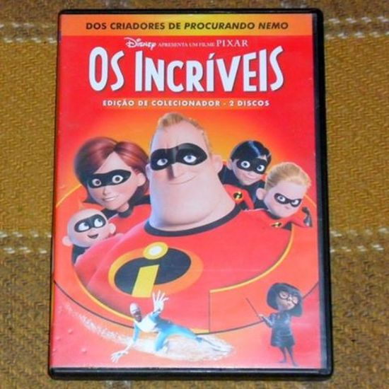 Os Incriveis. Osincriveis TheIncredibles Disney Pixaranimation disneydvd disneycollection animacao