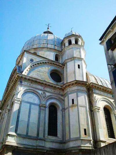 Religion Architecture Low Angle View Dome Place Of Worship Spirituality Outdoors Building Exterior Pilgrimage Travel Destinations No People History Clear Sky Sky Day Cultures