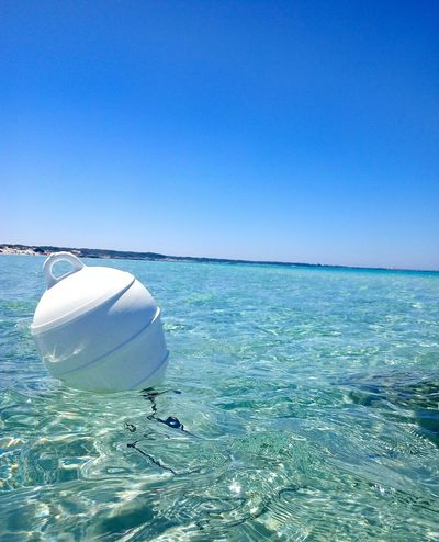 Portami lontano a naufragare... Sea Blue Beach Water Horizon Over Water No People Scenics Outdoors Sky Beauty In Nature Nature Lifestyles Colour Of Life My Country In A Photo Symplicity South Life