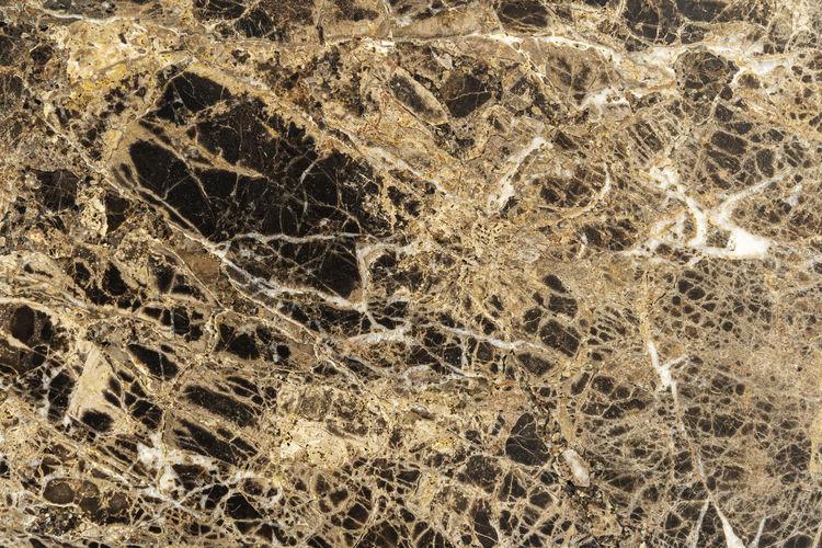 Full frame shot of cracked rock