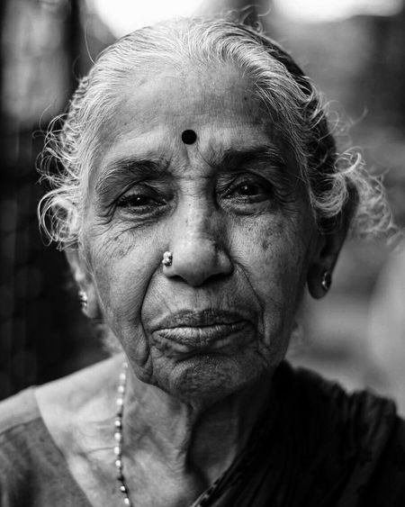 Old is gold Senior Adult Looking At Camera Portrait Wrinkled Real People One Person People Close-up Indian India Portrait Of A Woman Front View First Eyeem Photo