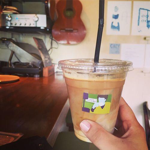 Cafe Latte Coffee Break Okinawa