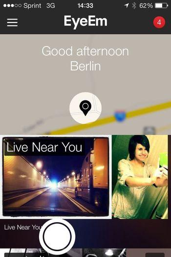Haha in Berlin , I wish!!