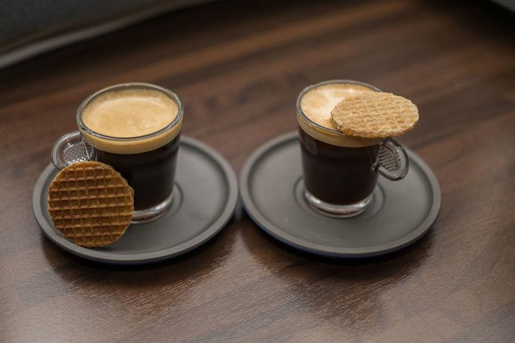 Cafe Close-up