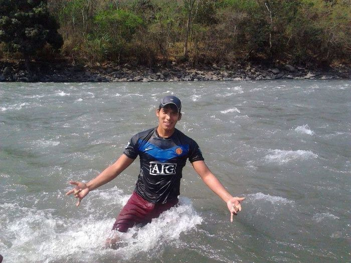 En le río vilcanota