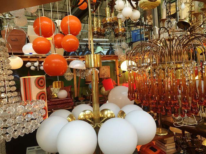Lampy Thrift Abundance