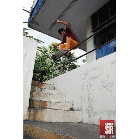 Skateboarding Skate Skaterojo Skateday skateshot skatelife skateshot somosdelacalle spot latino central patin panamacity instantaneas instashot instareal momentos @skaterojo