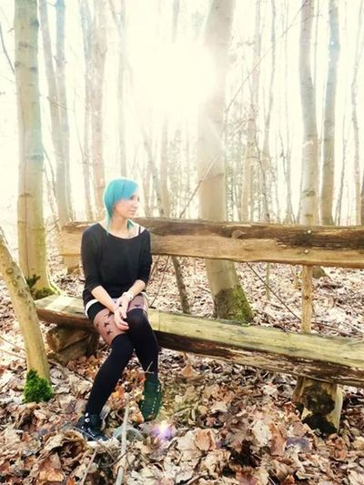 BlueHair Landscape Photography Peoplephotography