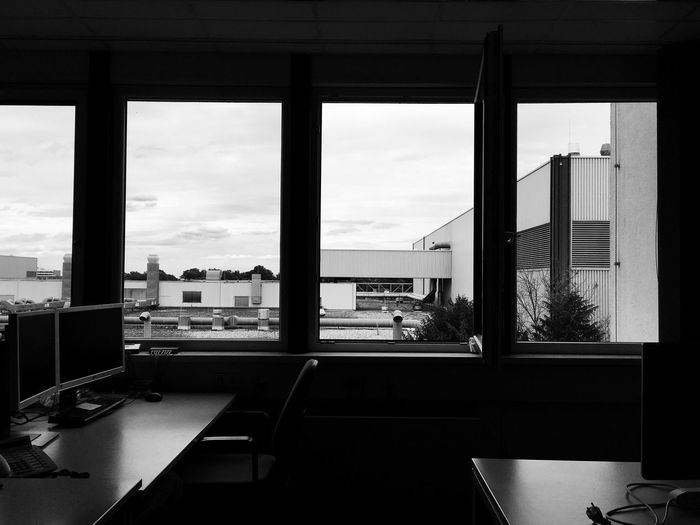 Work work work work work work... Work Check This Out Taking Photos Black And White The Dark Side Of The Moon Industrial Paperchasers Mo Money Mo Problems Office Office View IBM Hanging Out