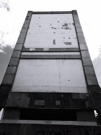 #architecture #betonbrut #superandrija #famousbuildinginzagreb #socialistarchitecture #building Clock Face Sky