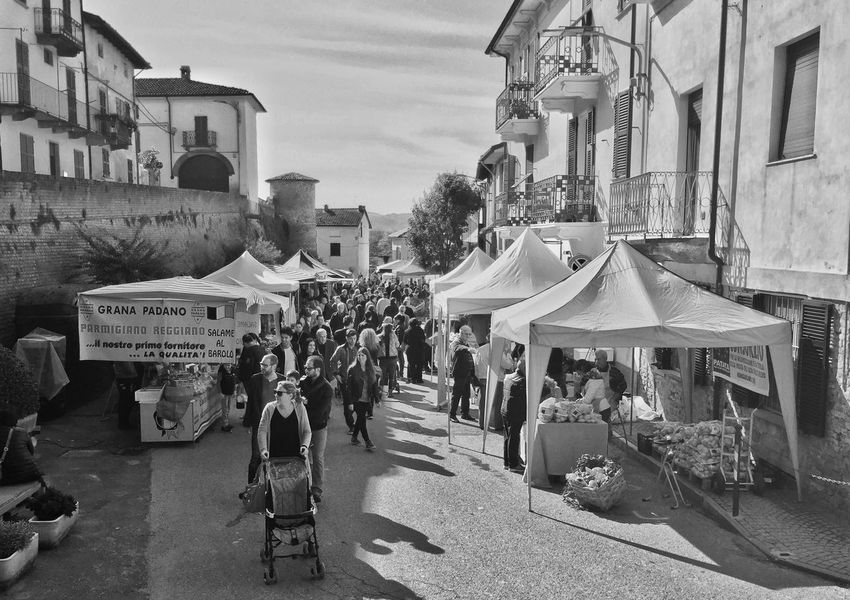 Truffle Market House Italy Market Market Market Stall Road Street Traditional Truffle Village Life Up Close Street Photography