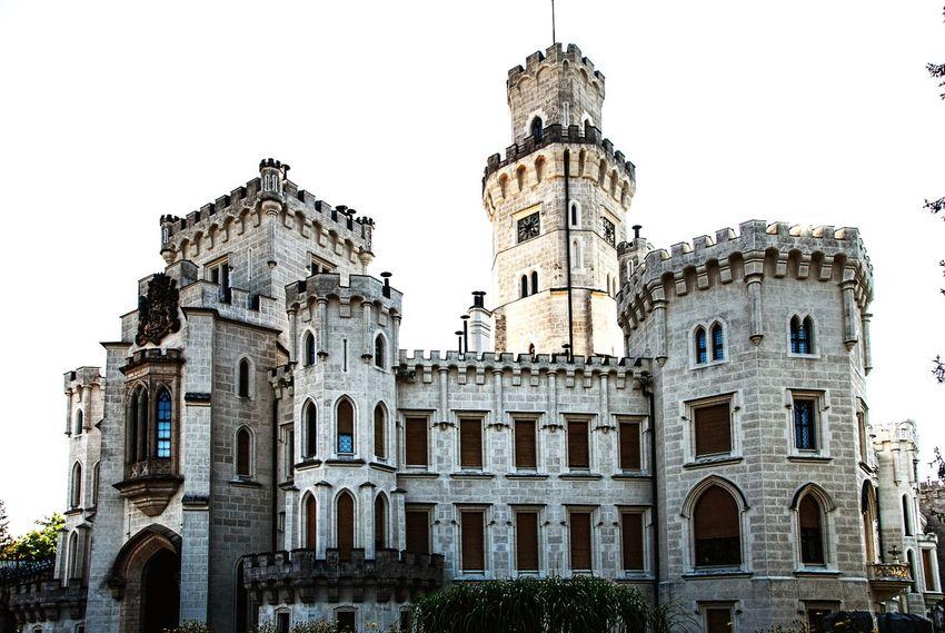 Traveling Travel Europe Castle Ceske Budejovice Česká Republika