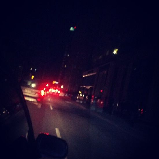 Yorkville is Dark right now. Bloorstreetblackout Loots
