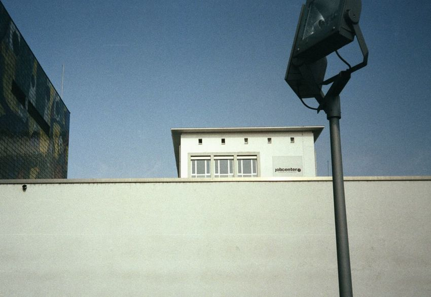 Grainy Images Ludwigshafen 35mm Architecture Streetphotography Film Photography Film