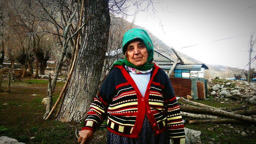 Villagelife Munzurmountain Dersim Aleviten Turkey Ovacık Elbaba