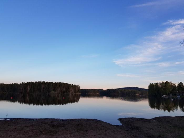 Petonen Kuopio Finlande فنلندا 🇫🇮 Eeyem Finland Finland♥ Finland Finland_photolovers Finland :) Kuopio Kuopio Finland Kuopio, FIN Finlande Finlandia Summer Exploratorium Water Lake Tree Reflection Sky