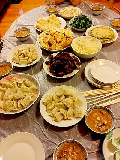 Family homemade shanghaiese dinner 😝😙😋 Homemade In My Mouf Food Porn Eyeem Food  Yummy