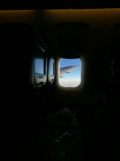 #airplanes #airplane #highly #clouds Airplane Commercial Airplane Window Sky Travel