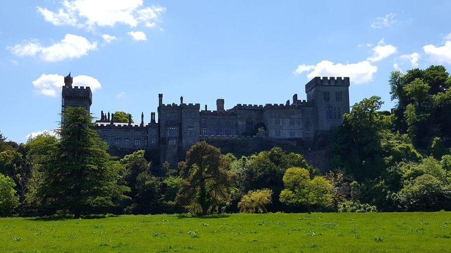 City Castle History Cultures Medieval Architecture Building Exterior Sky