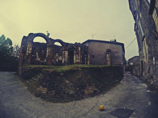 Roccamonfina Conca Della Campania Italy Italia Gopro Goprohero4