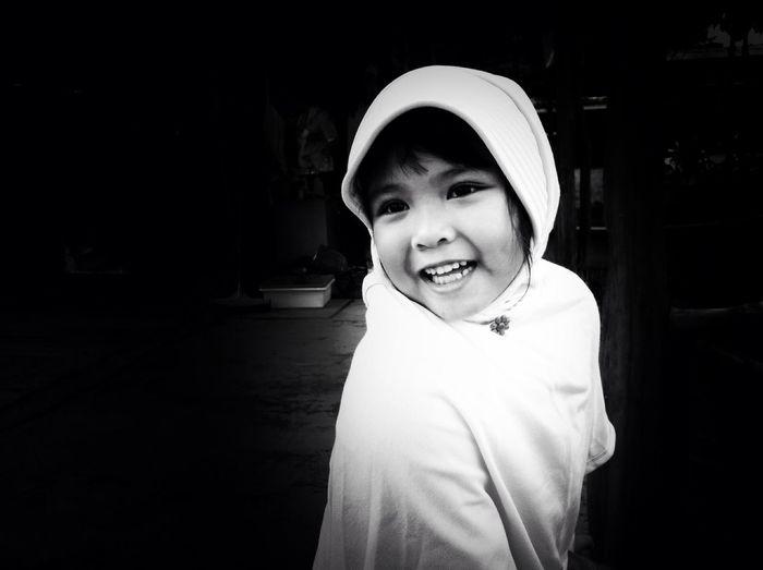 Cutie little girl Aurelia My Cousin Portrait Blackandwhite Bw_collection
