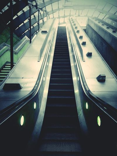 Fifty Step Program Escalator London Notes From The Underground Program Step Andrographer Vignette For Android Snapseed Fifty
