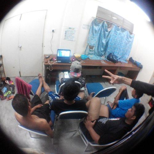 Chillin with dak dak bilik. Movietime  Havoc Klang TanjungKarang semenyir telukintan puncakalam kajang shahalam subang tokyodrift