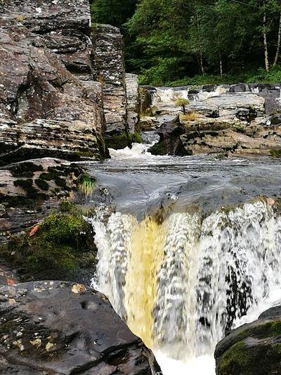 Eek A River Monster River Motion Rainy Days☔ In Wales Cwm Rheidol Huawei P9 Leica Wales❤