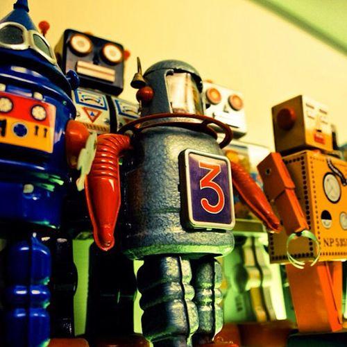 鐵皮玩具 Toy