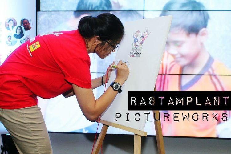 Rastamplant pictureworks Sumpahpemuda