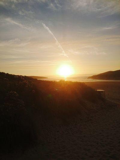 Beach Cornwall