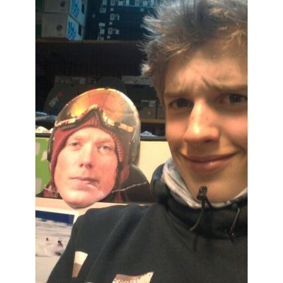 | Selfies with Torstein | @dodotheking