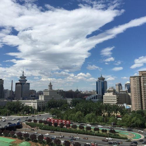 Clouds And Sky Beijing China Liwawa My Hometown EyeEm Hi! Hello World