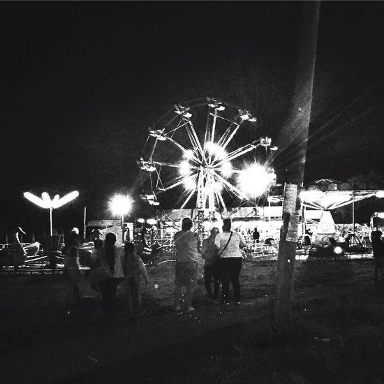 Park it Night Arts Culture And Entertainment Ferris Wheel Amusement Park Outdoors Lifestyles People Park Summer