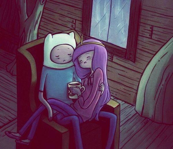 Love♥ Anime Lover Hora De Aventuras Moments