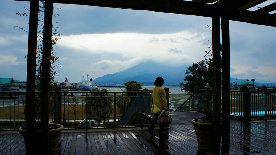 Day Nex5 Sakurajima