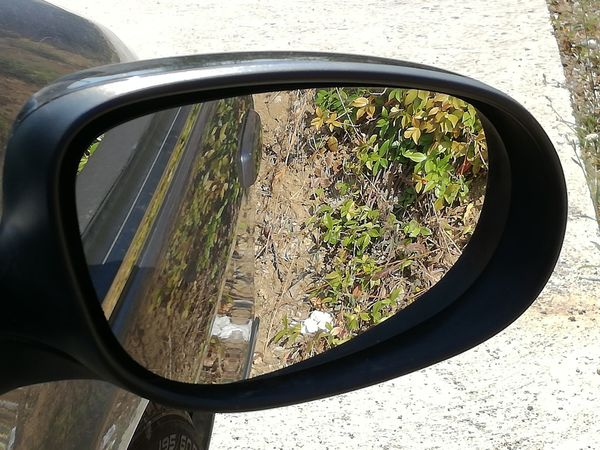 Driver's reflections collection Italy🇮🇹 Lillireality Driver's Reflections Collection Reflection Side-view Mirror Transportation Mirror Mode Of Transport Car Vehicle Mirror Day Travel Land Vehicle No People Close-up Outdoors Nature Reflections Reflection Urbanphotography Daylight Photography Huaweiphotography No Edit No Filter Photography The Purist (no Edit, No Filter) From My Point Of View