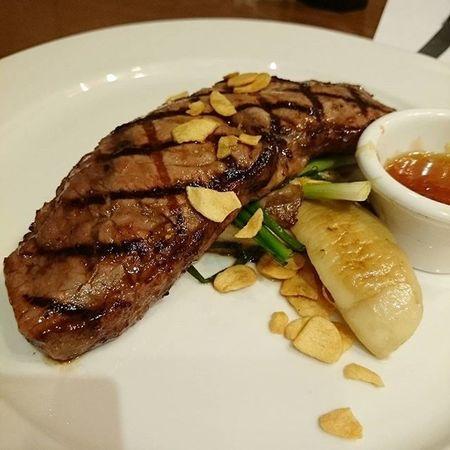 등심스테이크 먹스타그램 스테이크 Steak