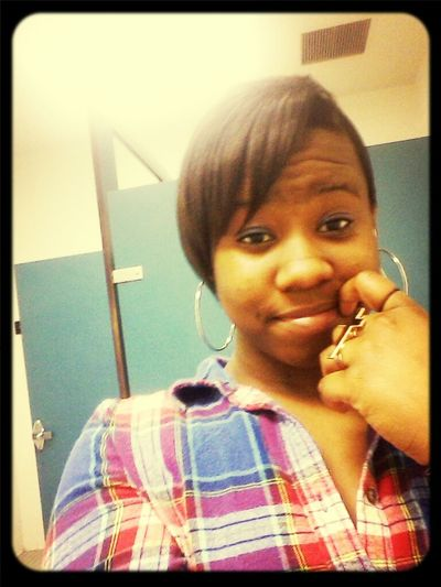 I made this face , eww lml