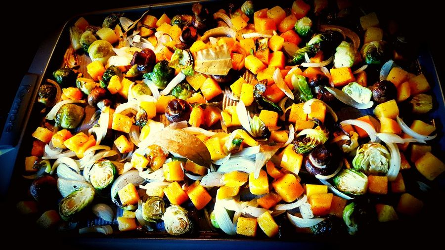 Healthy Food Food Roasted Veggies