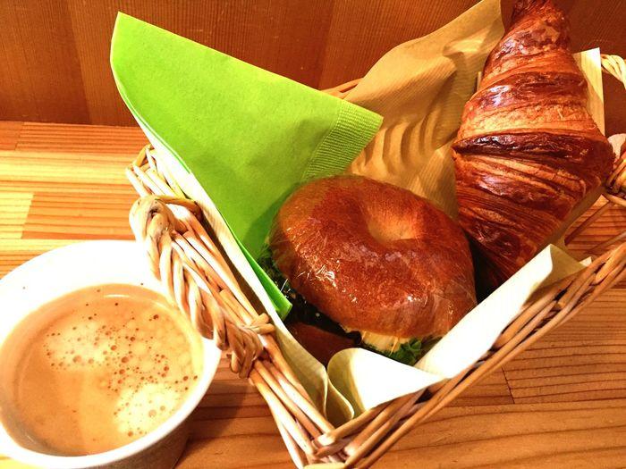 モーニング Bread Coffe