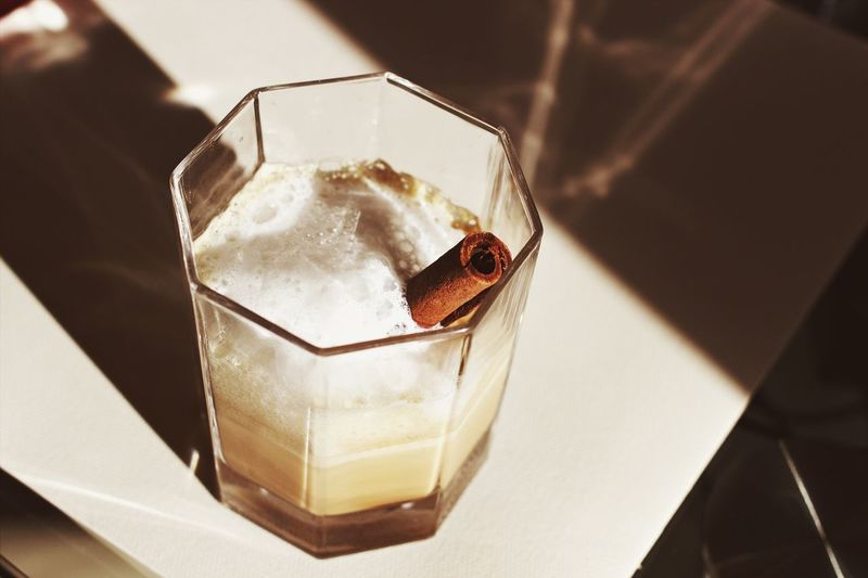 coffee Coffee Milk Latte Cinnamon