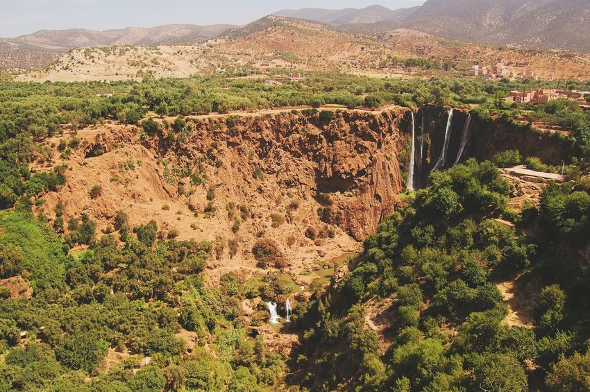 The Ouzoud Valley Morocco MoroccoTrip Ouzoud Ouzoud Falls Cascade Ouzoud Hiking Trip Travel Escapism Traveling Travel Photography Landscapes With WhiteWall Landscape_Collection The KIOMI Collection