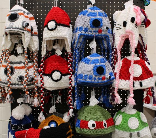 Doctor  Dr. Who Hello Kitty Mario Ninja Turtles Pokémon Star Wars Super Mario Bros. Teenage Mutant Ninja Turtles  Art And Craft Choice Close-up Day Doll For Sale Indoors  Market Multi Colored No People Retail  Store Textile Variation Wool Woolen
