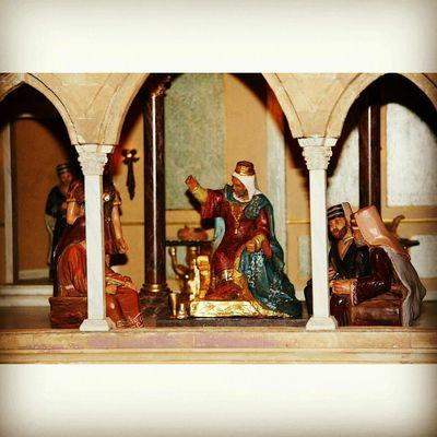 visita de los reyes a Herodes