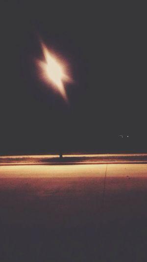 Quiet road Road Street Light Alone