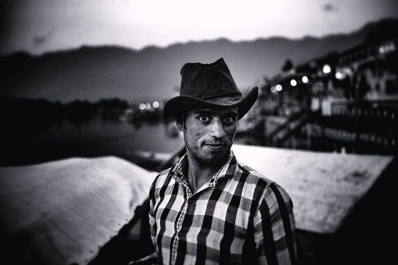 Headshot Portrait Front View Waist Up Leisure Activity Person Young Adult India leica Kashmir First Eyeem Photo