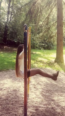 Just hanging around Summer Barbrothers Girl Girls Sport