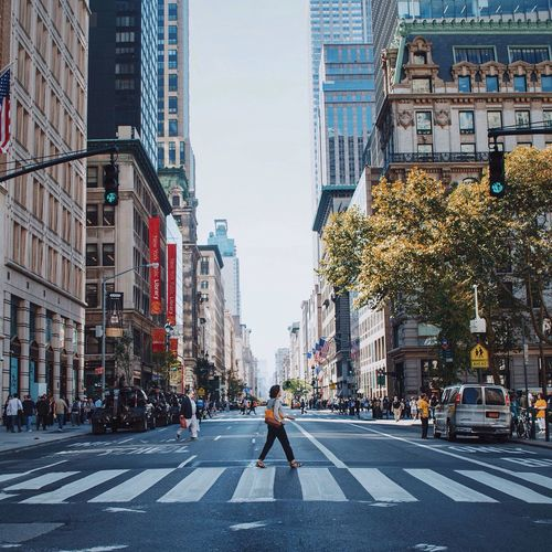 Keep moving. Never stop. Street Photography NYC Learn & Shoot: Leading Lines New York Streetphotography City Vscocam Capture The Moment The Street Photographer - 2016 EyeEm Awards